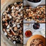High protein sugar free Almond Toasted Muesli | free from refined sugars | Easy to make