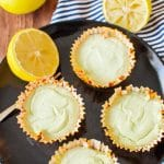 Sugar free lemon lime cheesecake with a beautiful light, zesty citrus flavour at just 150 calories