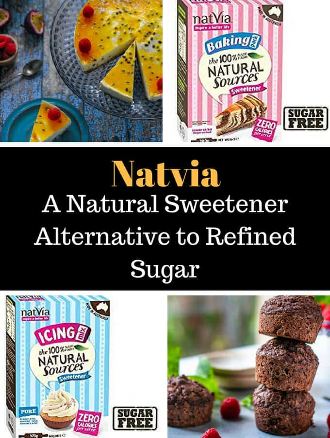 What Is Natvia Stevia Sweetener?