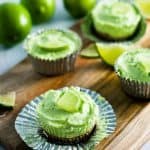 Low Calorie, Low carb sugar free lime cheesecake
