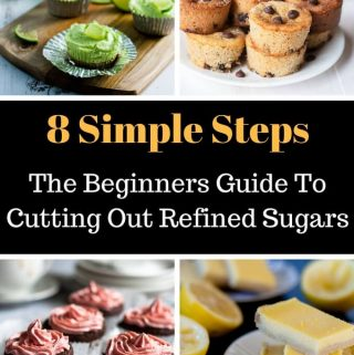 How to cut out refined sugars