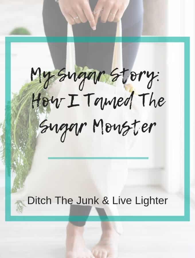 My Sugar Story pinterest pin