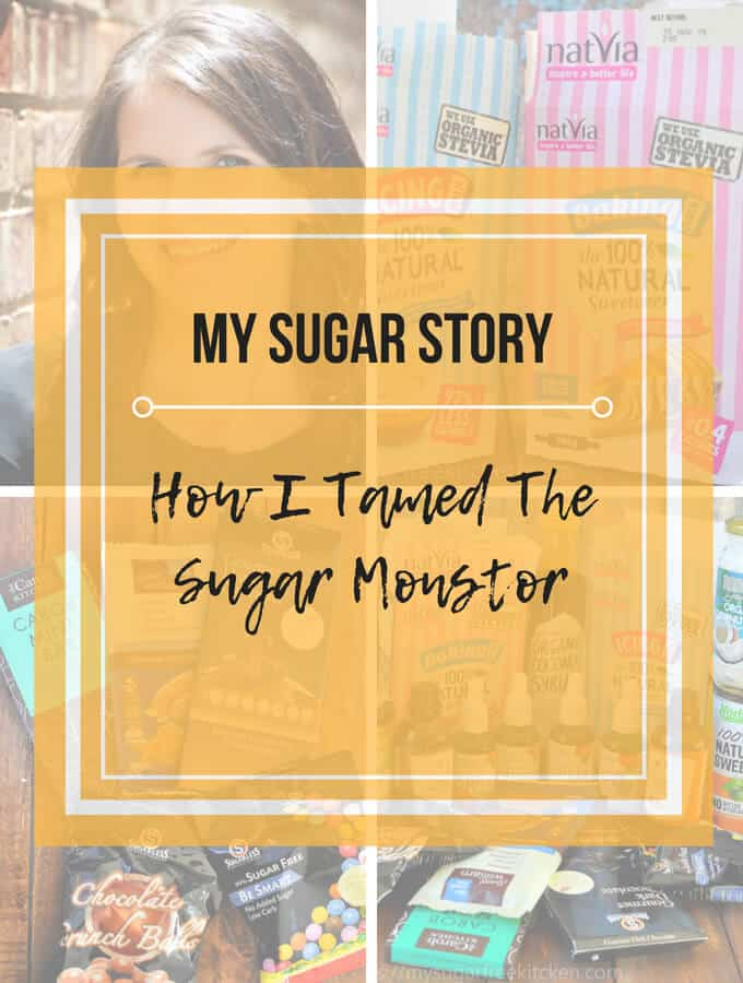 My Sugar Story – How I Tamed The Sugar Monster