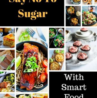 say no to sugar with smart food swaps