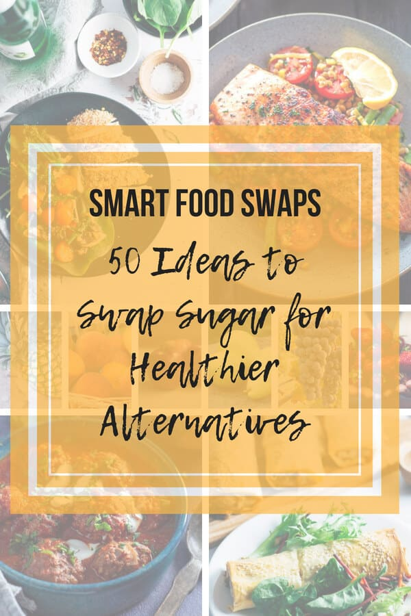 Smart Food Swaps for Sugar