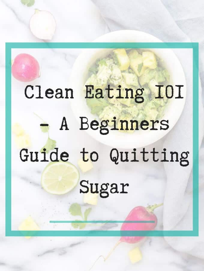 beginners guide to quitting sugar