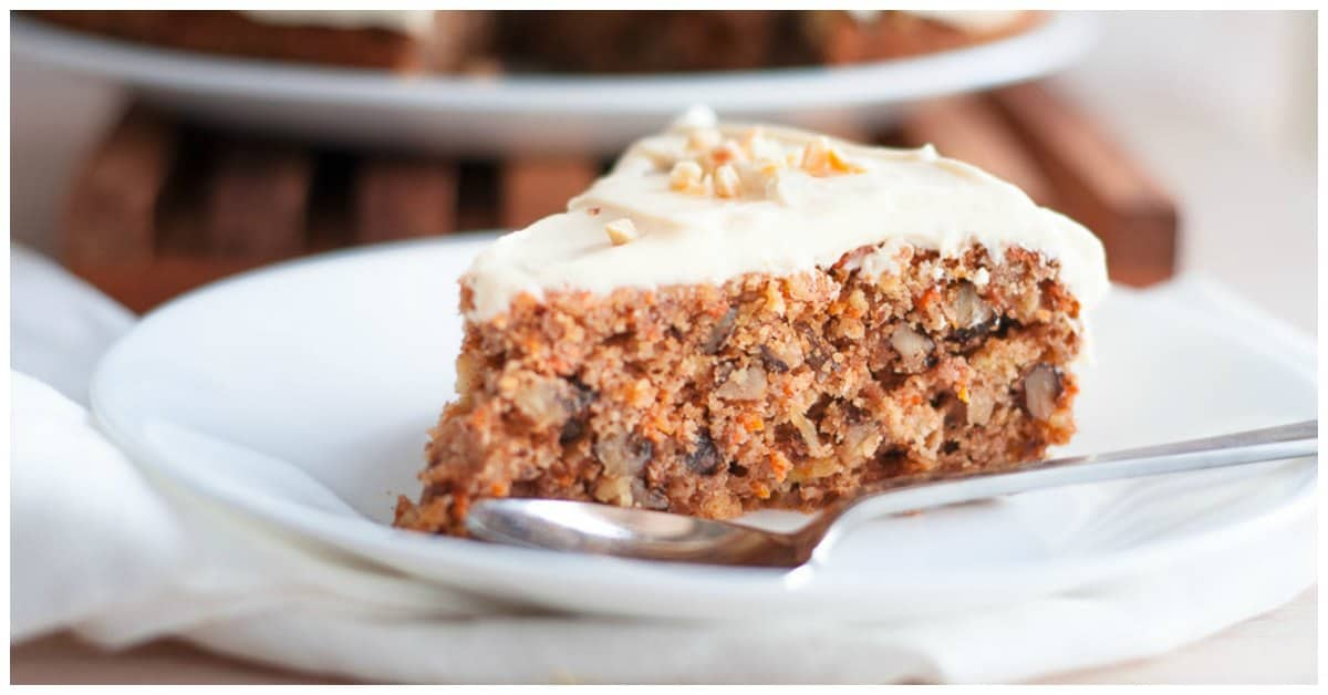 Very Low Sugar Cake Recipes: Low Carb Carrot Cake Recipe