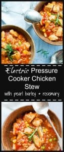 Pressure Cooker Chicken Stew_Pinterest