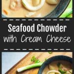 Seafood Chowder with cream cheesePI