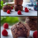 Chocolate Sweet Potato Muffins Pinterest