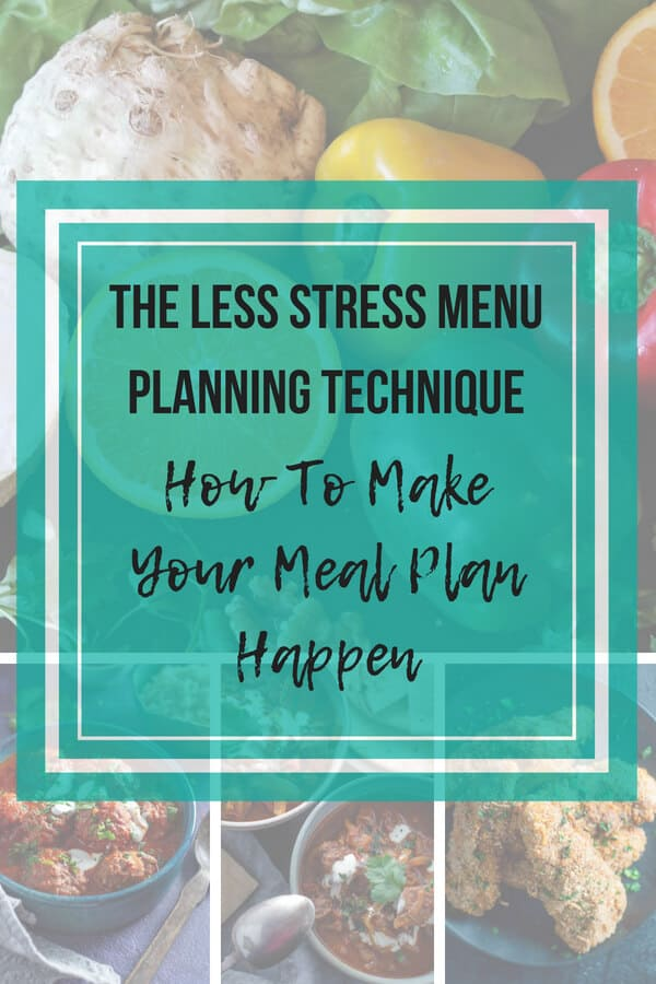Meal Planning for Beginners Featured