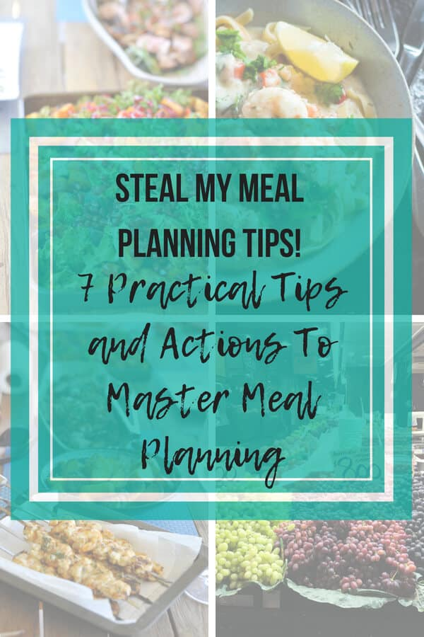 Meal Planning Challenges