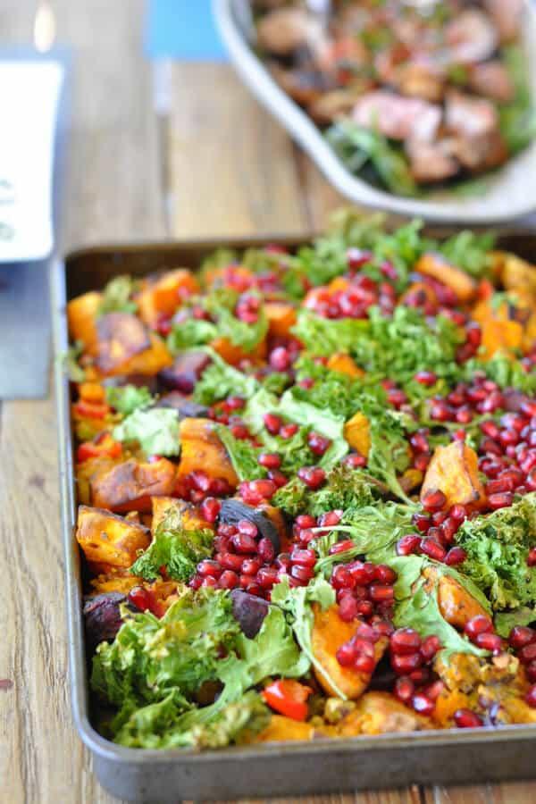pomegranete salad