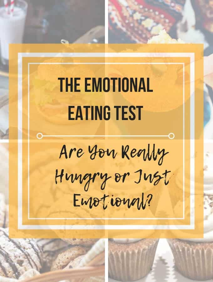The Emotional Eating Test: Are You Really Hungry or Just Emotional?
