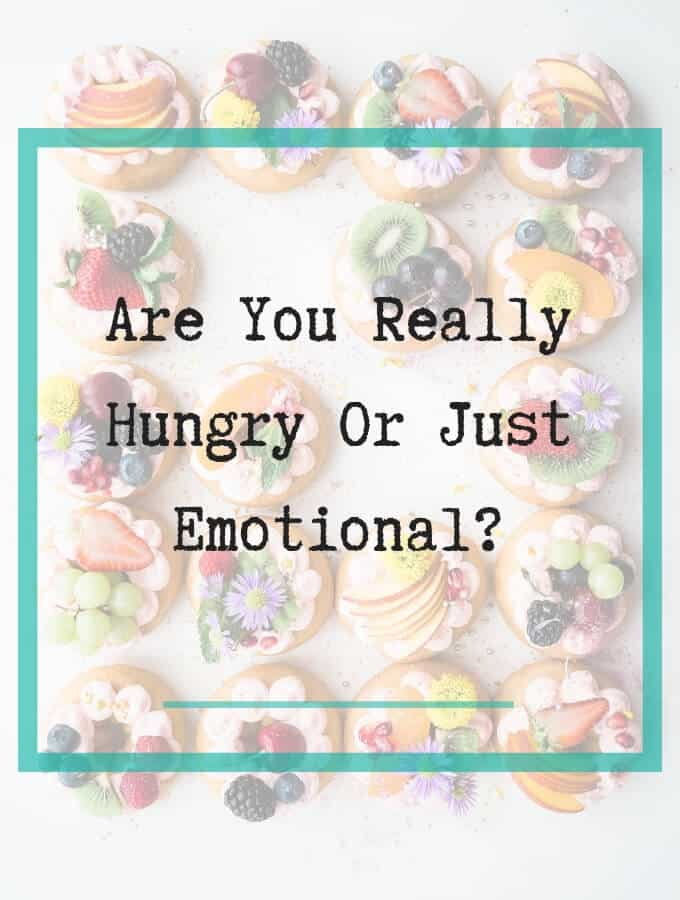 the emotional eating test