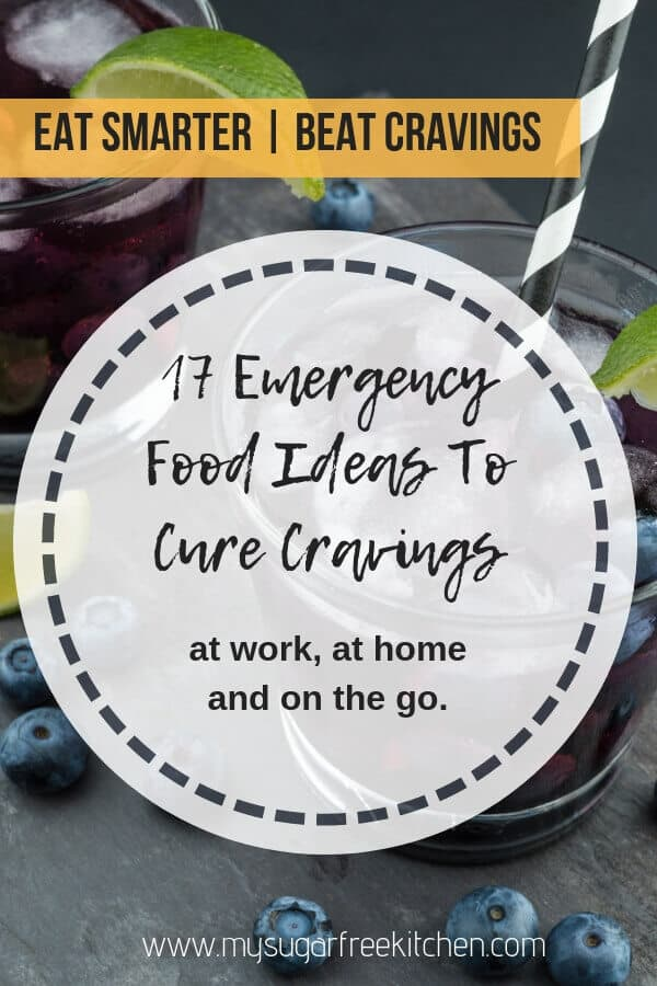 Steal This!  17 healthy food ideas to stop cravings for junkfood at work, at home and on the go.  Simple snack ideas using everyday kitchen and pantry items that take minutes to prepare and will keep you fuller for longer and not craving rubbish. #mysuarfreekitchen #cravings #quitsugar #curbcravings #cleaneating #healthysnackideas #snacks