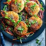 Chicken Rissoles pinterest