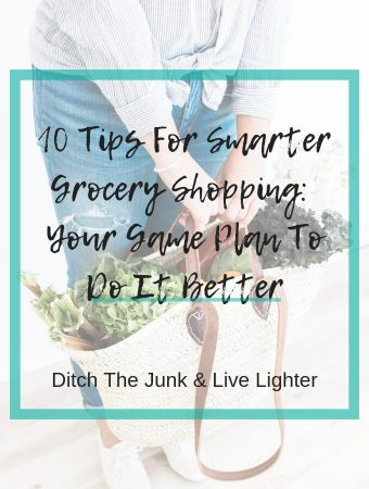 Smarter grocery shopping
