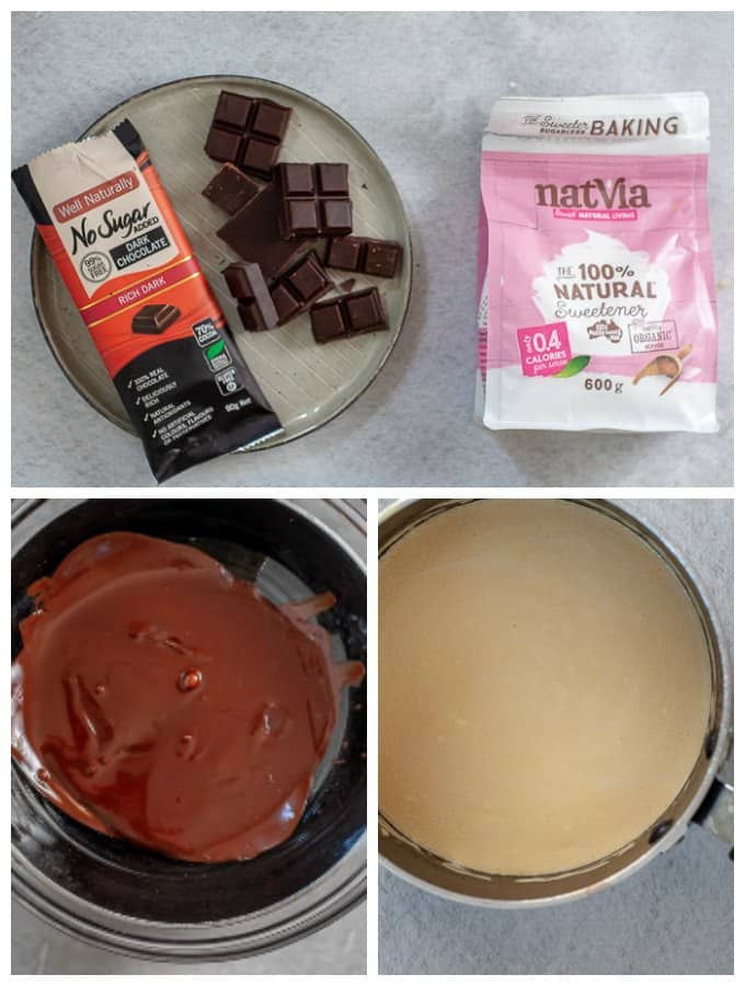 Sugar Free Chocolate Cake Ingredients
