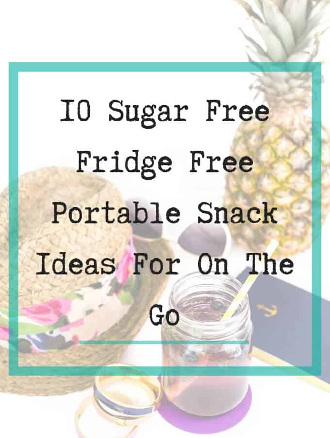 fridge free snacks