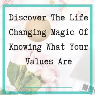 knowing your values