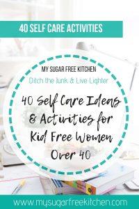 self care activities