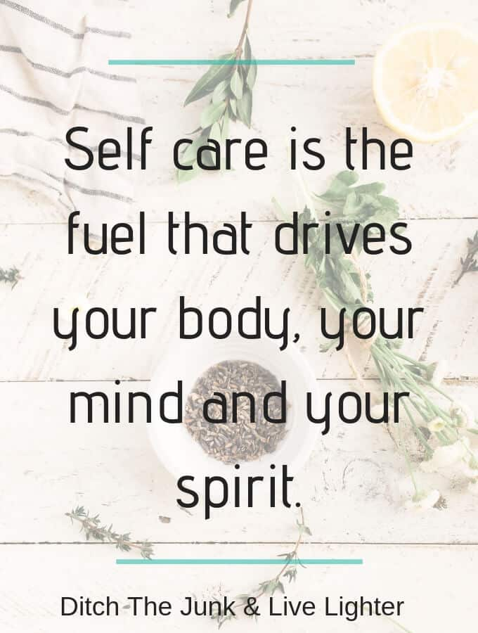 self care ideas 3