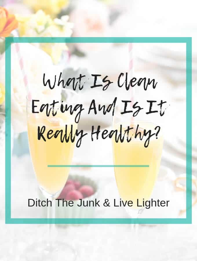 what is clean eating for beginners featured