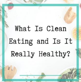 What is clean eating