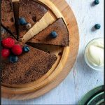 Black Bean Chocolate Cake -pinterest