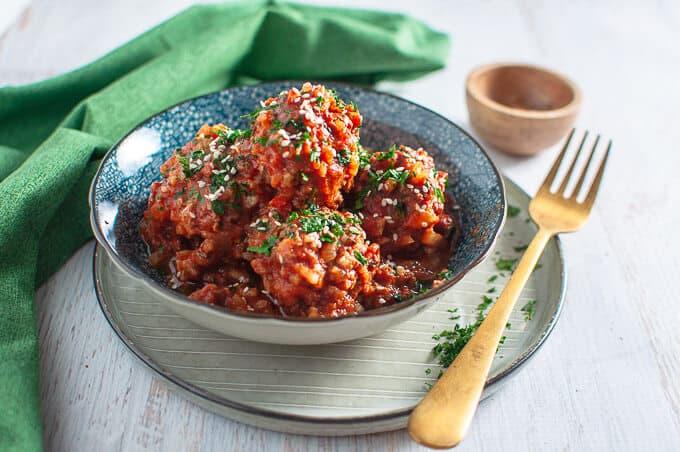 porcupine casserole meatballs