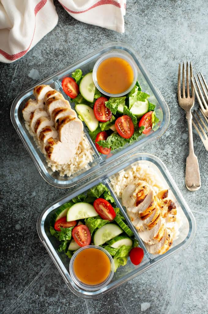 clean eating hacks for meal prep