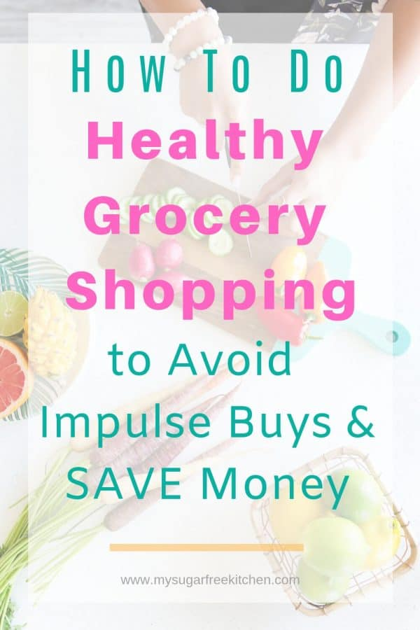 Healthy Grocery Shopping - 5