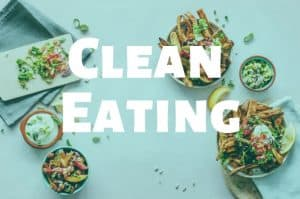 clean eating category