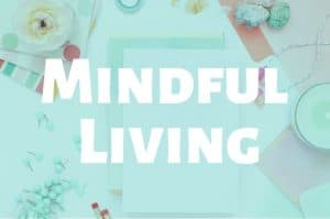 mindful living category