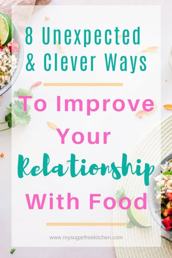 Improve relationship with food - 3