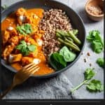 Indian Mango Chicken Curry Slow Cooker