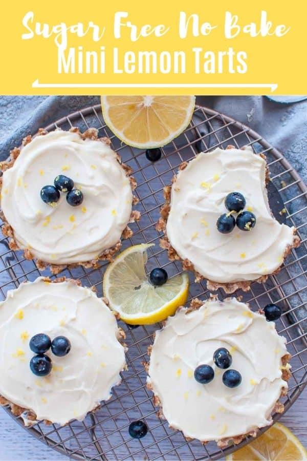 Raw lemon tart - pinterest