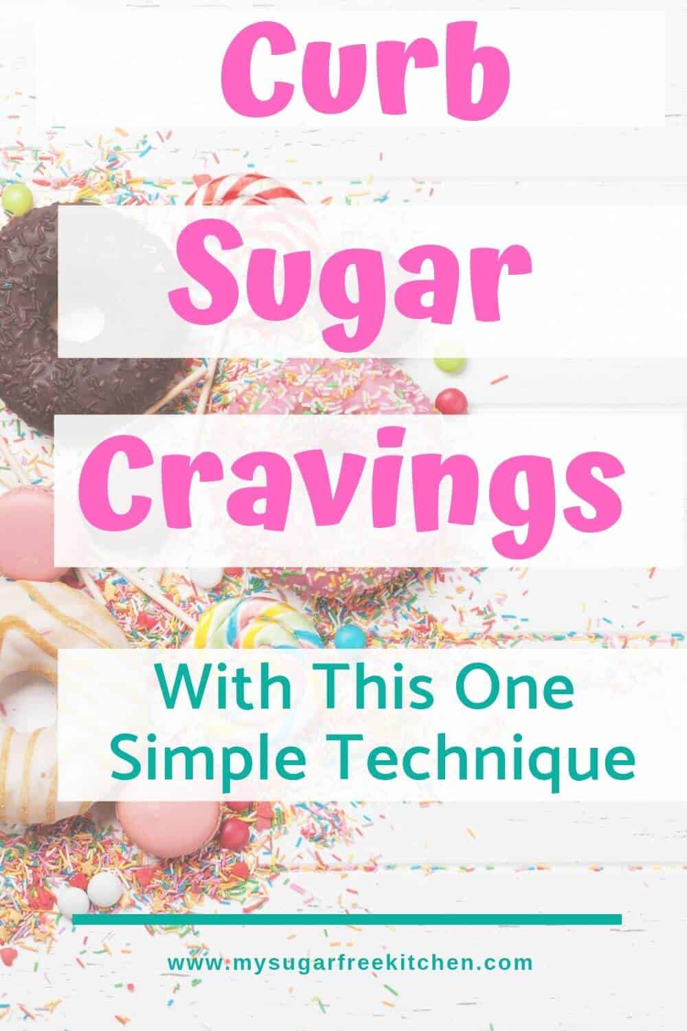 What is urge surfing for sugar cravings