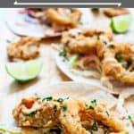 calamari tacos pinterest - 1