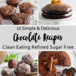 clean eating chocolate recipe collection-2