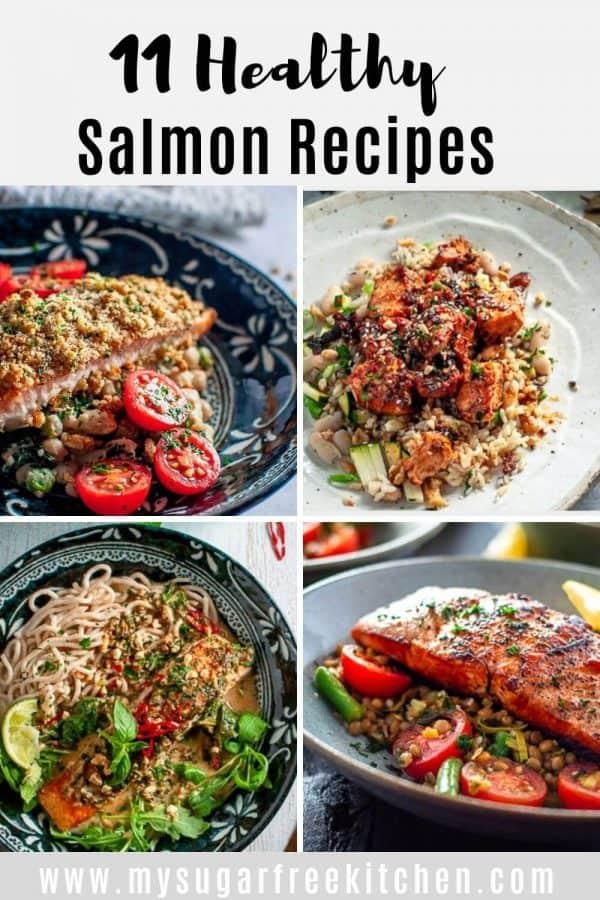 clean eating salmon recipes - pinterest