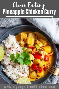 Pineapple Chicken Curry - P1