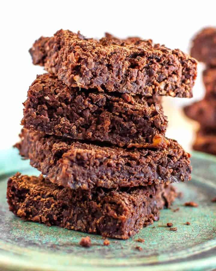 Dairy free brownies featured image