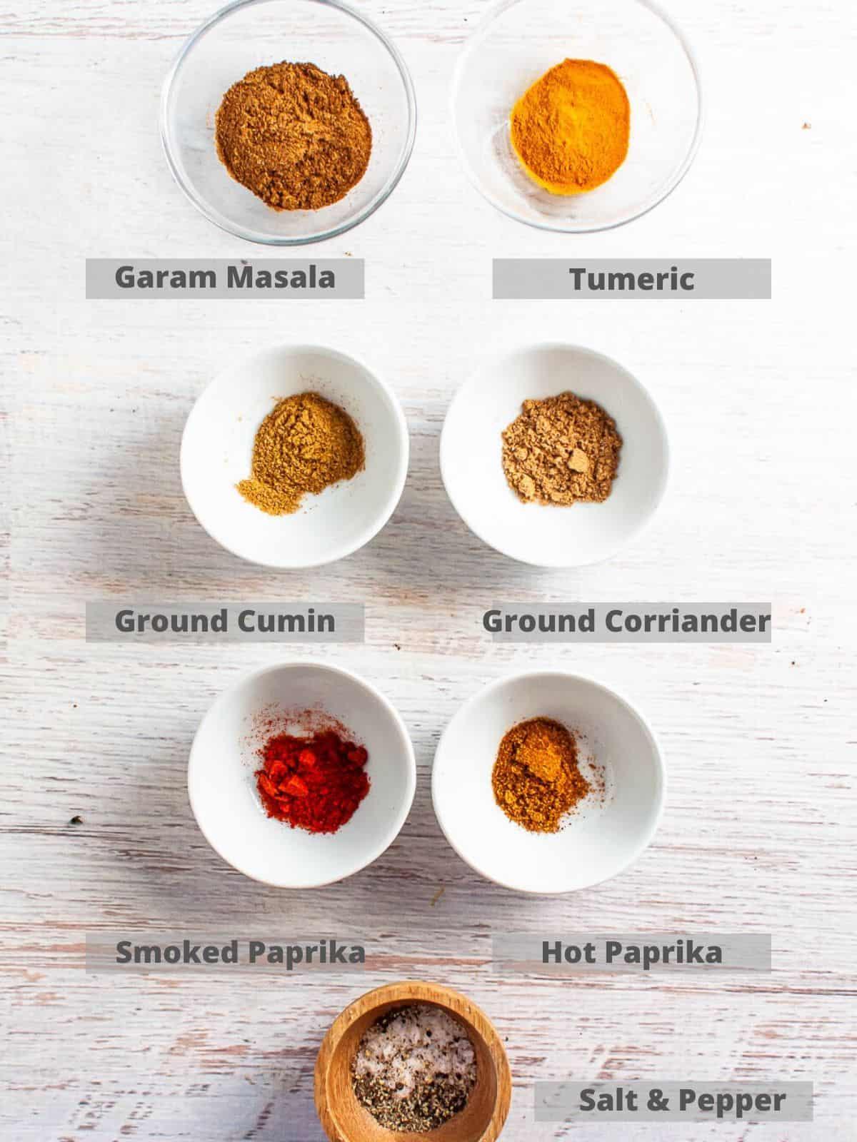 Beef Masala Spice mix