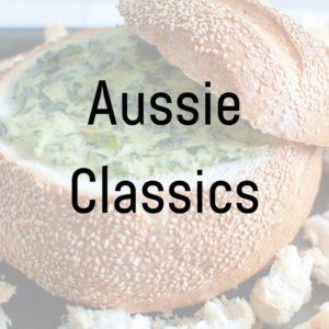 classic aussie recipes