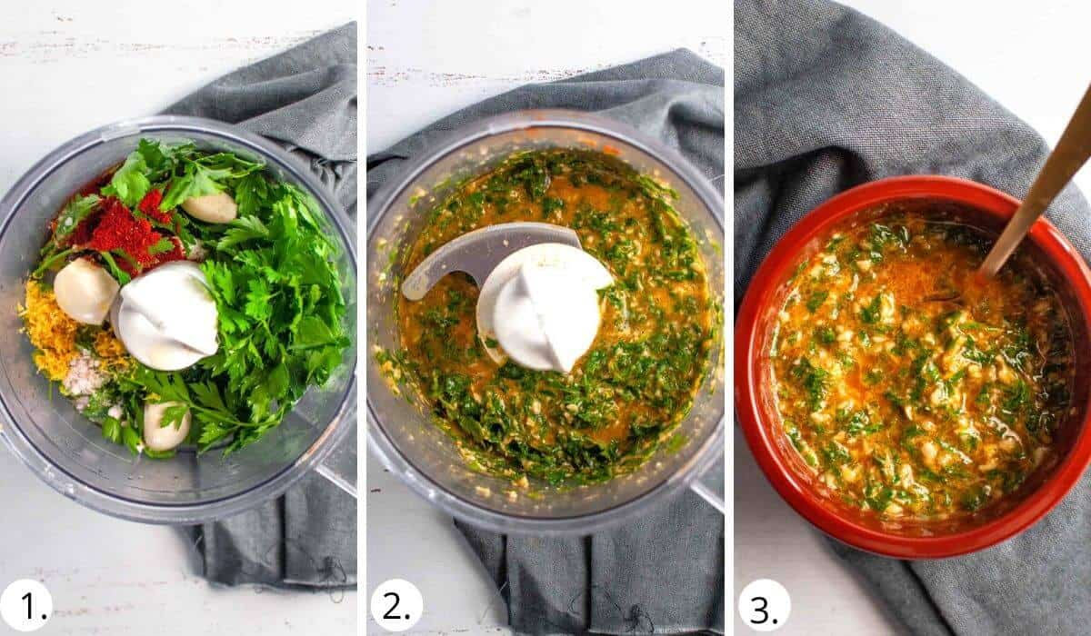 how to make gremolata from start to finish