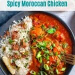 Spicy Chicken Slow Cooker - pin 7