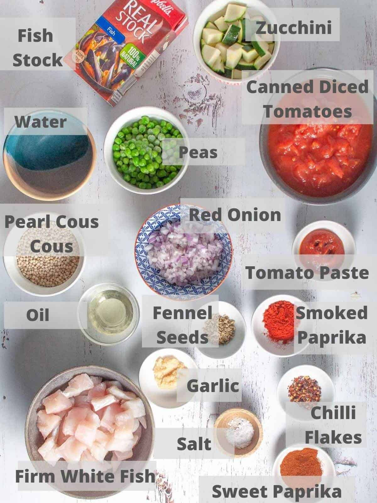 fish stew ingredients