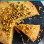 Orange polenta cake pinterest pine new